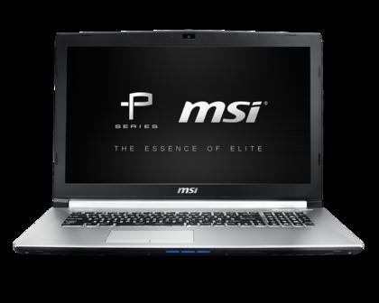 MSI PE70-2QE Gaming 17.3
