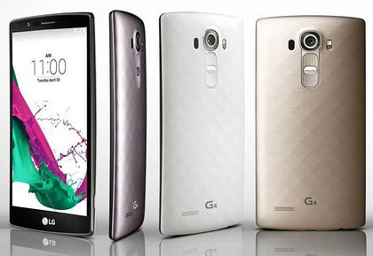 LG G4 Mettalic Ceramic 32GB