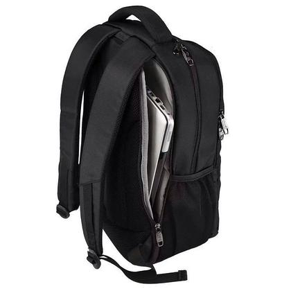 Formal backpack with laptop space