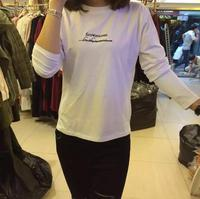 Women white t-shirt for outdoor or work